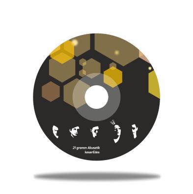 21 gramm Akusztik cd