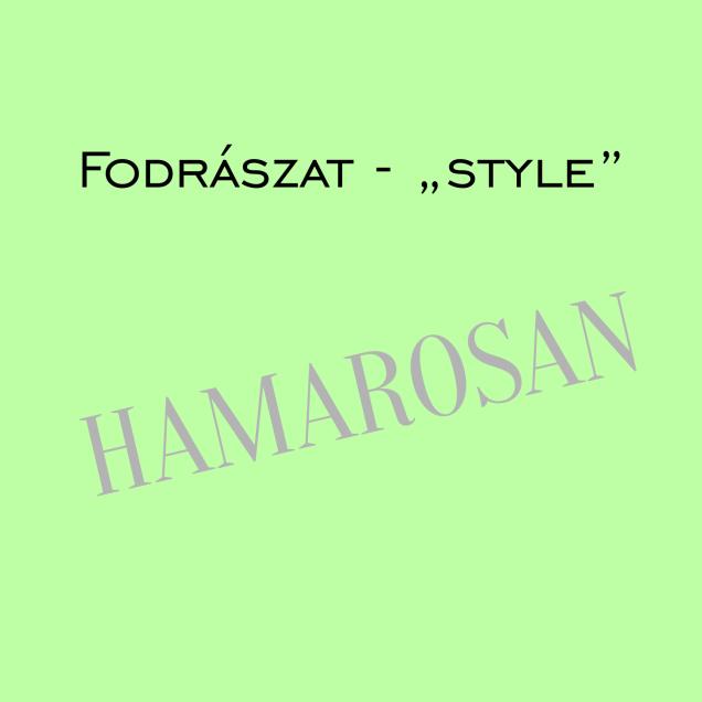 Fodrászat_style_hamarosan